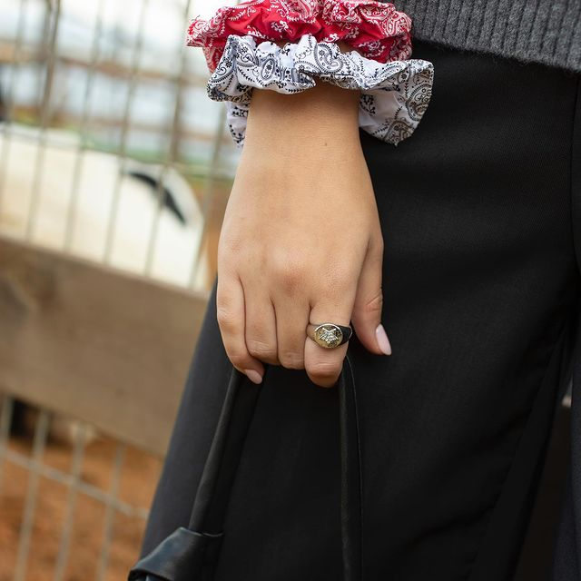 Photo shared by TopTen Accessories on January 31, 2021 tagging @topten_fashion, and @iconzbymedio. May be an image of 1 person and jewelry.