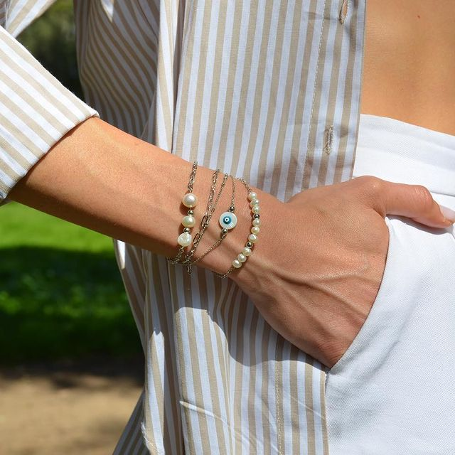 Photo shared by TopTen Accessories on April 04, 2021 tagging @topten_fashion. May be an image of 1 person and jewelry.