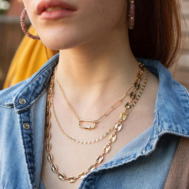 Photo shared by TopTen Accessories on February 08, 2021 tagging @topten_fashion, and @iconzbymedio. May be an image of jewelry.